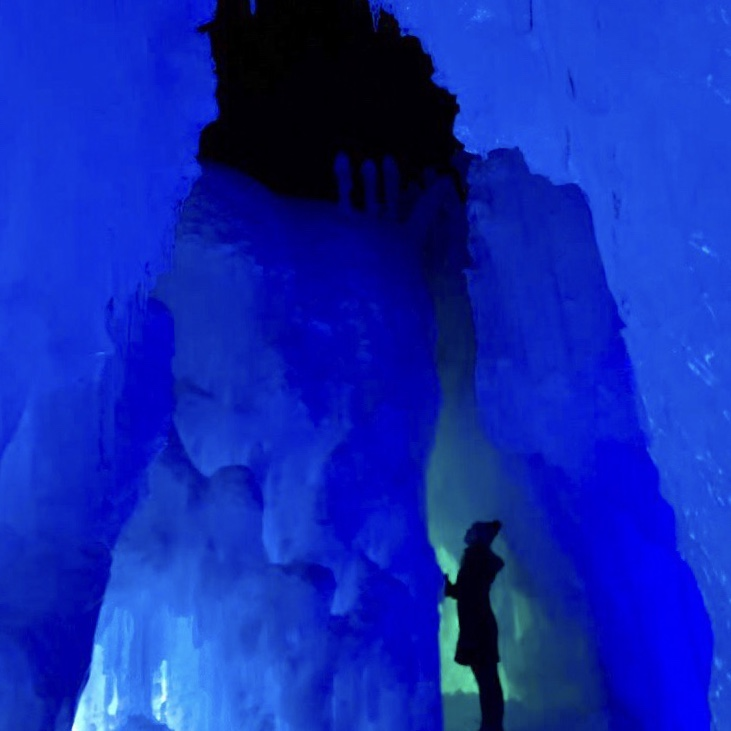 Embracing The Beautiful Ice Castles In Minnesota